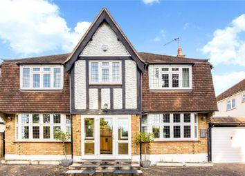 4 bed detached house for sale in Chantry Hurst, Epsom, Surrey KT18