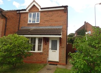 Thumbnail 3 bed end terrace house to rent in Chestnut Lane, Clifton Campville, Tamworth