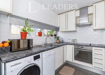 Thumbnail 2 bed flat to rent in Parkside Court, Weybridge
