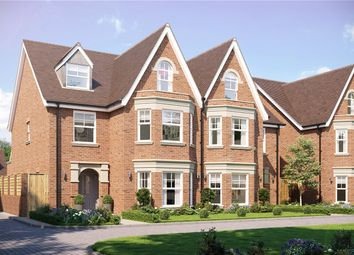 Thumbnail 5 bed semi-detached house for sale in Stuart Place, London Road, St Albans