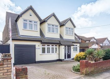 Thumbnail 5 bed detached house for sale in Villa Road, Benfleet