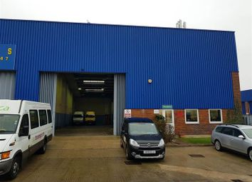 Thumbnail Warehouse to let in Unit H Centurion Business Park, Bitterne, Southampton, Hampshire