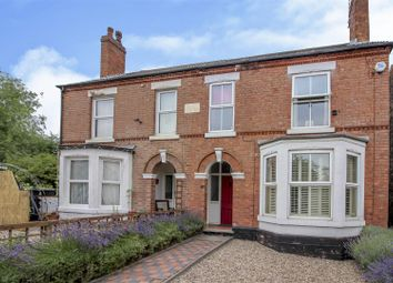 Thumbnail 4 bed semi-detached house for sale in Moorbridge Lane, Stapleford, Nottingham