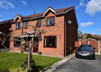 Thumbnail 3 bed semi-detached house for sale in Redsands Drive, Fulwood, Preston