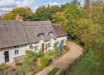 Thumbnail 3 bedroom semi-detached house for sale in Kersey, Ipswich, Suffolk