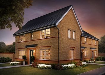 "Thumbnail 3 bedroom end terrace house for sale in ""Ennerdale"" at Rydal Terrace, North Gosforth, Newcastle Upon Tyne"