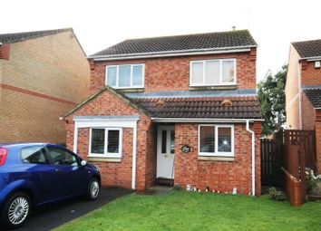 Thumbnail 3 bed detached house for sale in Manor Road, Willington, Crook