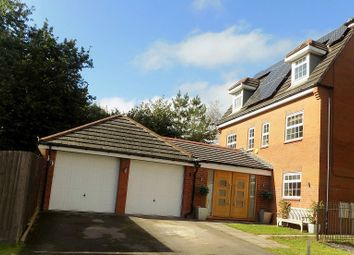 Thumbnail 6 bed detached house for sale in Lowland Close, Broadlands, Bridgend.