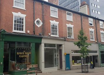 Thumbnail Office to let in 1st & 2nd Floors, 92 Friar Lane, Nottingham, Nottinghamshire