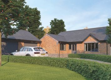 Thumbnail 3 bedroom detached bungalow for sale in The Danbury, St Mary's Walk, Newbold