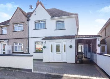 Thumbnail 3 bed semi-detached house for sale in Bantry Road, Knowle