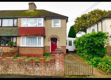 Thumbnail 3 bed end terrace house for sale in Ewell Way, Southampton