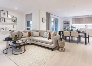 Thumbnail 3 bed flat for sale in Hampstead, London