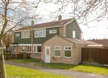 Thumbnail 3 bed semi-detached house for sale in St Botolphs Way, Haverhill, Suffolk
