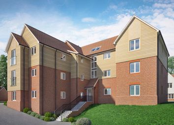 Thumbnail 1 bed flat for sale in Horam, Heathfield