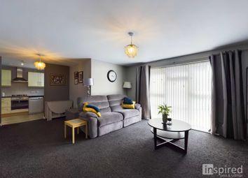 Thumbnail 2 bed flat for sale in Millward Drive, Milton Keynes
