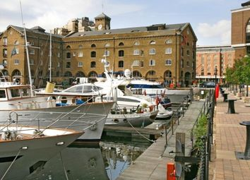 Thumbnail 1 bed flat to rent in St Katharine Docks, Wapping