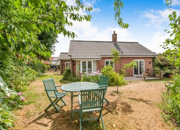 Thumbnail 2 bed detached bungalow for sale in Dudleys Close, Redgrave, Diss