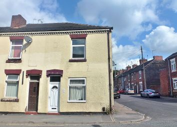 Thumbnail 2 bed end terrace house for sale in North Road, Cobridge, Stoke On Trent