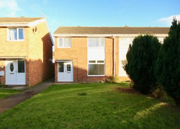 Thumbnail 3 bedroom terraced house for sale in Dunster Close, Darlington