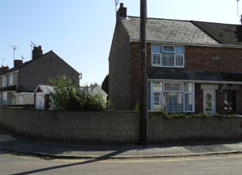 Thumbnail 2 bed end terrace house for sale in Morrison Street, Rodbourne, Swindon