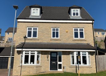 Thumbnail 5 bed detached house for sale in 7 Wadsworth Fold, Lindley, Huddersfield