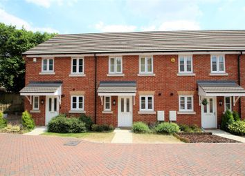 Thumbnail 2 bedroom terraced house for sale in Red Kite Way, High Wycombe