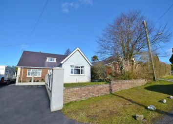 Thumbnail 5 bed detached house for sale in Rhydargaeau Road, Rhydargaeau, Carmarthen