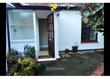 Thumbnail 2 bed detached house to rent in Ridge Road, London
