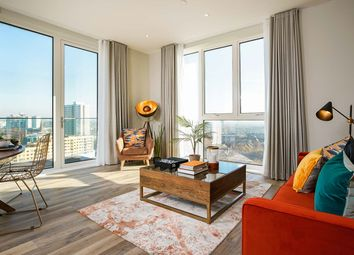 """Thumbnail 3 bedroom flat for sale in """"Voyager House Type I Tenth Floor"""" at York Road, London"""