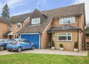 Thumbnail 4 bed detached house for sale in Harwood Road, Marlow