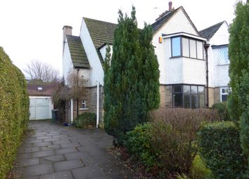 Thumbnail 3 bedroom semi-detached house for sale in Carr Road, Calverley, Pudsey
