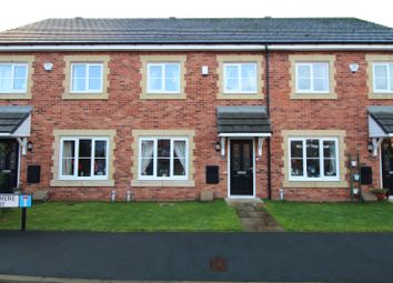 Thumbnail 3 bed terraced house for sale in Flaxmere Way, Oakmere, Northwich