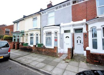Thumbnail 2 bed terraced house for sale in Mayhall Road, Portsmouth