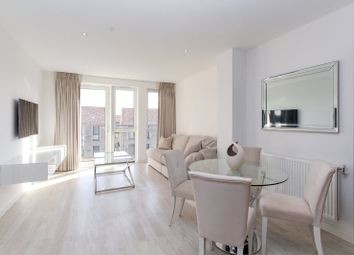 Thumbnail 2 bed flat for sale in Hallington Court, 6 Brannigan Way, Edgware