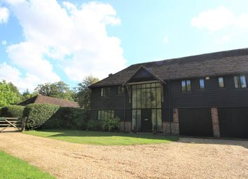 Thumbnail 5 bed barn conversion to rent in Amport, Andover