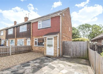 Thumbnail 3 bed end terrace house for sale in Lilliput Avenue, Northolt, Middlesex