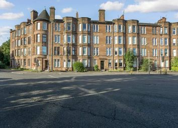 Thumbnail 2 bed flat for sale in Kings Park Road, Glasgow, .