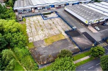 Thumbnail Land to let in Compound, Old Park Trading Estate, Old Park Road, Wednesbury