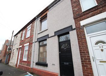 Thumbnail 2 bed terraced house for sale in Amelia Street, Warrington