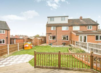Thumbnail 3 bedroom semi-detached house for sale in All Saints Road, Woodlesford, Leeds