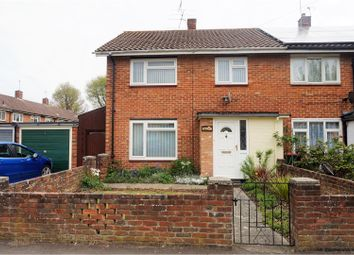 Thumbnail 3 bed semi-detached house for sale in Chestnut Walk, Crawley