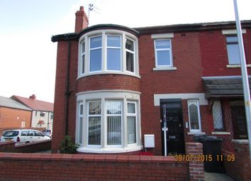 Thumbnail 2 bed flat to rent in Wood Park Road, Blackpool, Lancashire