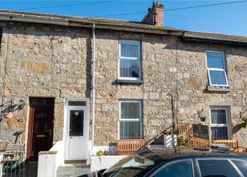 Thumbnail 2 bed terraced house for sale in Taroveor Terrace, Penzance