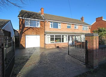 Thumbnail 4 bed semi-detached house for sale in Gladstone Street, Winsford