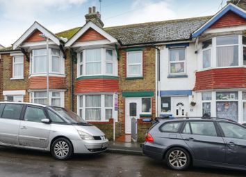 Muir Road, Ramsgate CT11. 3 bed terraced house for sale