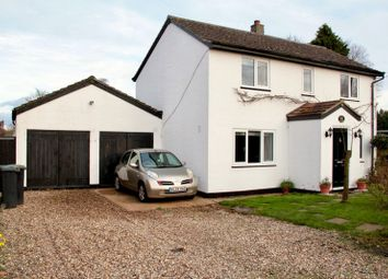 Thumbnail 3 bed detached house for sale in Upper Green, Bury St. Edmunds, Suffolk