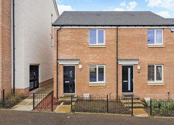 Thumbnail 2 bedroom end terrace house for sale in 54 Milligan Drive, The Wisp, Edinburgh
