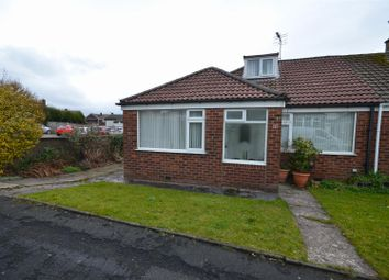 Thumbnail 2 bed semi-detached bungalow for sale in Beverley Close, Ashton-Under-Lyne