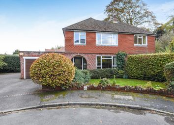 Thumbnail 4 bed detached house for sale in Englefield Green, Surrey